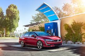 2017 honda clarity fuel cell quick drive review full circle