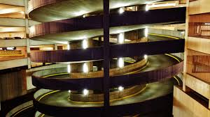 i fell in love with a parking garage i see american people and 7th street parking garage minneapolis night 3