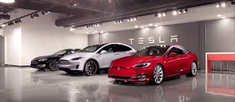 tesla tesla delivers a record number of vehicles during the first