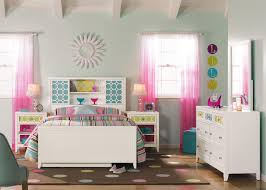 Ikea Kids Furniture by Bed For Shared Little Girls Bedroom Love It Because Each Of