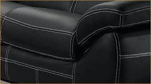 recoudre canapé cuir couture canapé cuir bonne qualité rock villect