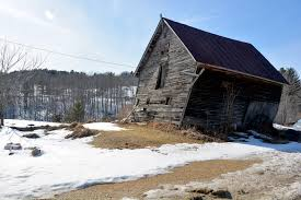 a tribute to vermont s old falling down barns vermont public radio a tipsy barn spotted near the peacham groton town line photo not manipulated this month on brave little state we investigate why and how so many