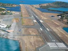 Great Barrier Reef Map Great Barrier Reef Airport Wikipedia