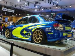 subaru impreza hatchback custom ken block quits american cars and tries subaru impreza
