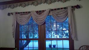 Swag Curtains For Living Room Dining Room Swag Curtains Sew What Sew Anything