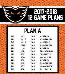 Plan by Partial Plans Lehigh Valley Phantoms
