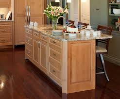 oak kitchen island with granite top kitchen top notch ideas for kitchen decoration rectangular