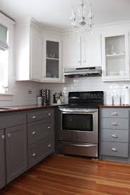 two color kitchen cabinets ideas kitchen fascinating two tone kitchen cabinet ideas with