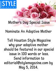 mother u0027s day special houston style magazine urban weekly