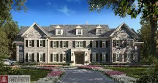 stone mansion alpine nj floor plan architectural design englewood nj jordan rosenberg architect