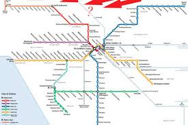 Metro Redline Map Metro Considering Rail Link From Valley To Bob Hope To Pas Curbed La