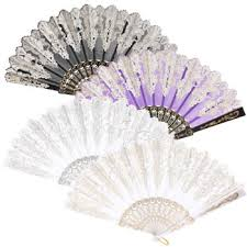 paper fans bulk bulk brightly colored foldable fans with glitter accents 17 in