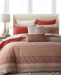 Macys Bedding Hotel Collection Modern Geo Stripe Bedding Collection Only At