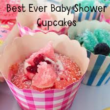 recipe best ever baby shower cupcakes oh creative day