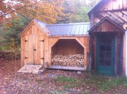 Diy Firewood Storage Shed Plans by 36 Best Firewood Storage Jcs Images On Pinterest Firewood