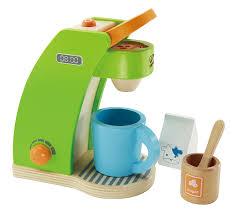 kaffeemaschine kinderküche hape e3106 kaffeemaschine de spielzeug