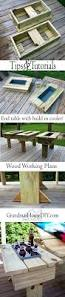 100 outdoor coffee table with cooler home depot picnic