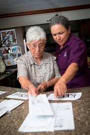 interior health home care home health care vs non in home care caregiver
