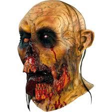 amazon com zombie tongue mask clothing