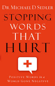 stopping words hurt positive words negative