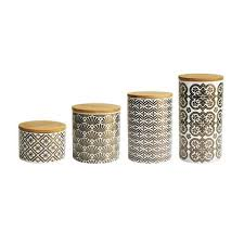 kitchen canister sets walmart american atelier 4 kitchen canister set walmart