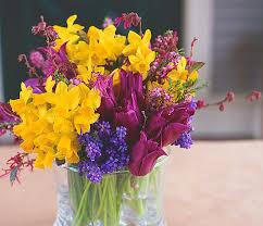 Vases For Floral Arrangements Flower Arrangements For Spring