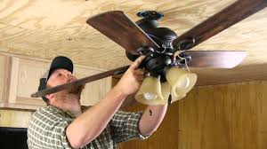 how to replace a ceiling fan with a light fixture ceiling fan