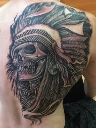 tribal owl tattoo 37 indian skull tattoos and their powerful meanings tattoos win