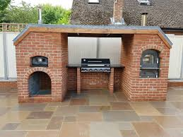 kitchen ideas outdoor fireplace pizza oven combo outdoor gas
