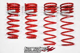lexus ls430 lowering springs tanabe usa inc df210 dress up form springs