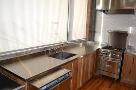 stainless steel countertop with built in sink kitchen stainless steel countertop table legs south africa