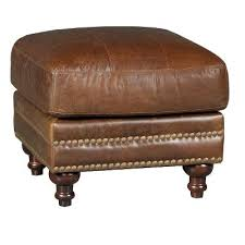 Leather Armchair With Ottoman Rc Willey Sells Stylish And Comfortable Ottomans