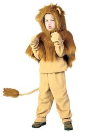 lion costume child storybook lion costume