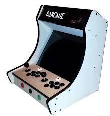 Tabletop Arcade Cabinet Bartop Arcade Cabinet Kit Memsaheb Net
