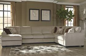 4 piece sectional sofa 4piece sectional w armless sofa u0026 left