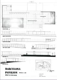 Barcelona Pavilion Floor Plan Cheang Eileen E Portfolio Design Communication Arc1713