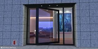 entrance glass door slide glass door modern pivoting front doors steel aluminum entry