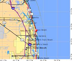 Palm Beach Florida Zip Code Map Juno Beach Florida Fl 33408 33477 Profile Population Maps
