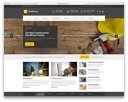30 best construction company wordpress themes 2018 colorlib