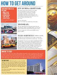 Monorail Las Vegas Map by Gp Vegas Guide U2013 Regional Blog For Usa U2013 Southwest