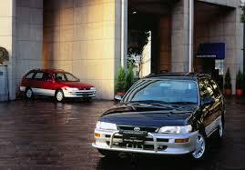 toyota corolla touring wagon corolla touring wagon jp spec 1992 97 wallpapers