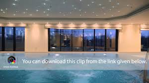 man and woman jumping into the indoor swimming pool youtube