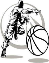 basketball clipart images boys basketball clipart black and white number 1 clipground