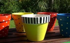 Painting Garden Pots Ideas 5 Innovative Diy Garden Pot Ideas Home So