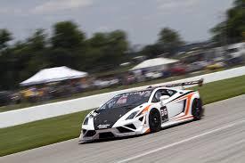 lamborghini race cars lamborghini sets entry price for super trofeo race series