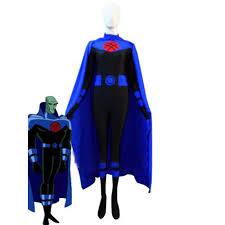 martian manhunter justice lord superhero halloween spandex lycra