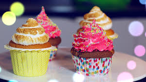 hervé cuisine rainbow cake recette cupcakes chocolat coco guimauve avec hervé cuisine