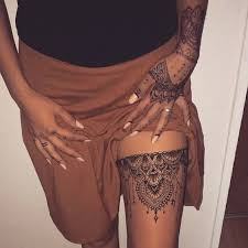 best 25 thigh tattoos ideas on thigh tattoos