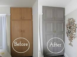 how to add molding to kitchen cabinet doors 20 inexpensive ways to dress up your home with molding