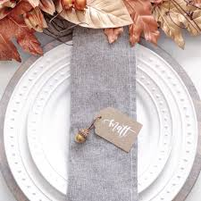 thanksgiving table name cards thanksgiving place card thanksgiving table name card acorn